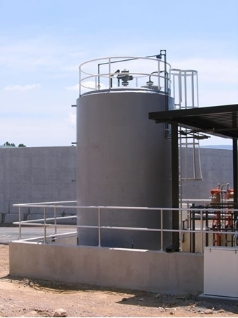 Picture for category Nitric Acid Storage Tanks