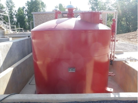 Picture for category Sulfuric Acid Storage Tanks
