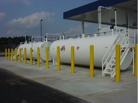 Picture for category Flameshield Petroleum Tanks