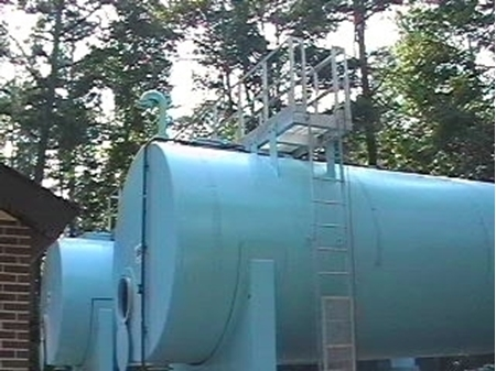 Picture for category Fire Suppression Tanks