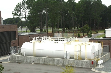 Double Wall UL-142 Petroleum Tanks