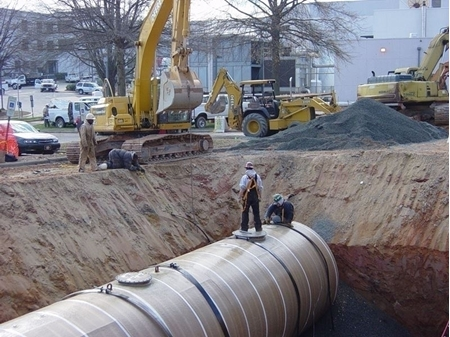 Underground Petroleum Storage Tanks On General Industries, Inc