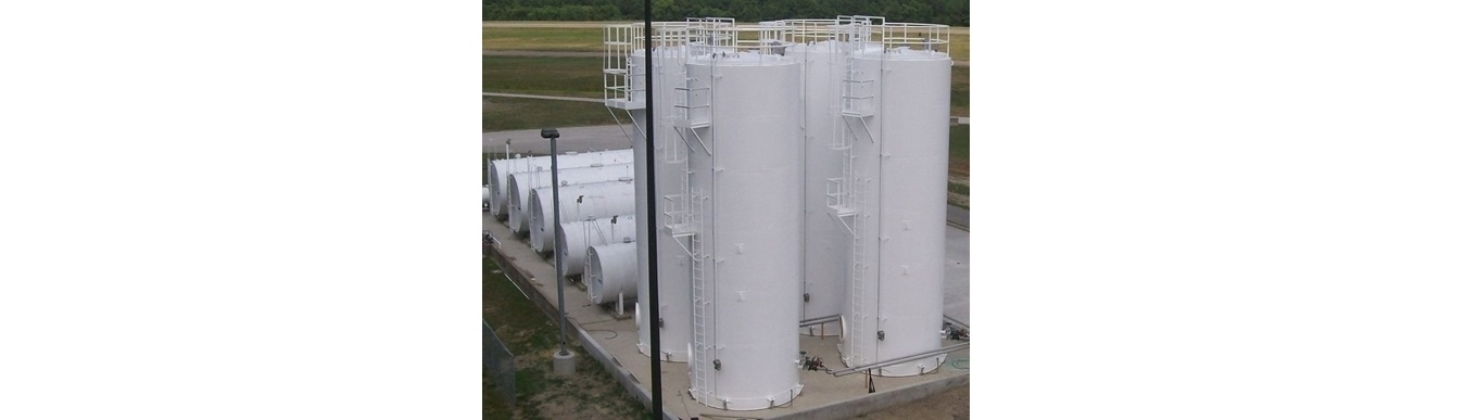 <h4>Petroleum Storage Tank</h4><p>General Industries fabricates Above Ground and Underground Steel Storage tanks per UL-142, UL-2085, UL-58, UL-1746, API-650 and API-620</p>